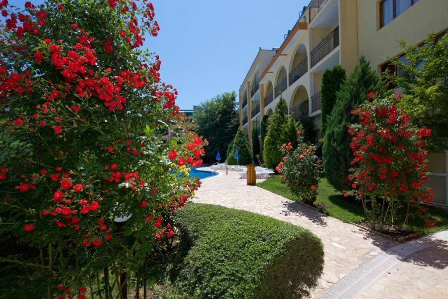 Hotel Yavor Palace_Garden