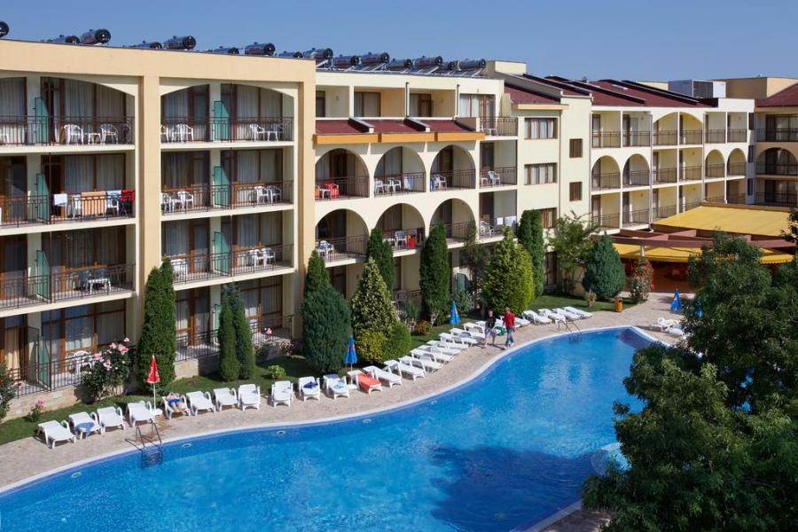 Hotel Yavor Palace_Pool