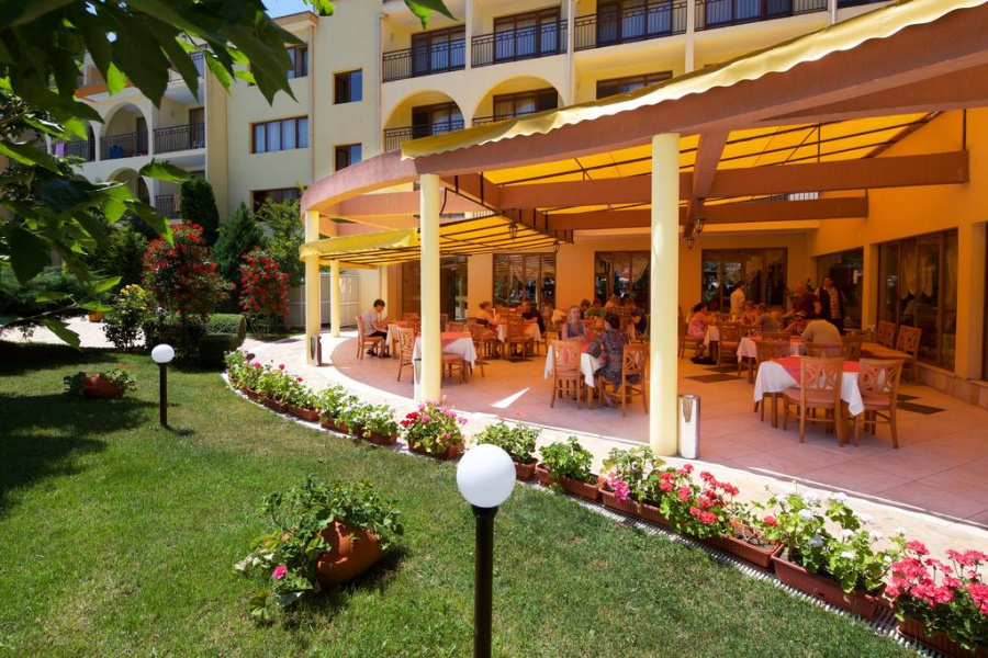 Hotel Yavor Palace_Restaurant